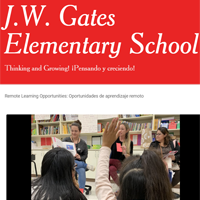 gates newsletter